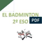 Apuntes badminton 2º eso