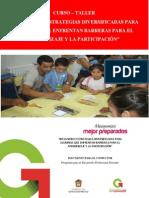 Inclusión y Estrategias Diversificadas para Alumnos que enfrentan Barreras para el Aprendizaje y la Participación