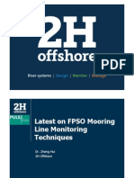 Latest on FPSO Mooring Line Monitoring Techniques (Updated) - Dr.