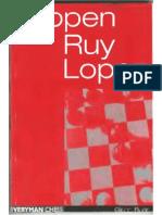 (Ajedrez) Glenn Flear - Open Ruy Lopez [Everyman Chess 2000]