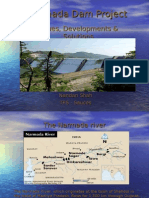 Narmada Dam Project