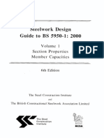 Guide to Bs 5950 Blue Book
