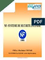 Presentation NF SSI