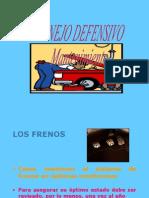 manejo defensivo (mantenimiento)