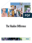 Shaklee Difference Presentation