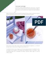 Cómo Elaborar Conservas Caseras - Mermelada de Naranja Amarga