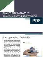 Planes Operativos