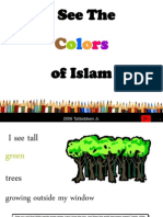 i See the Colors of Islam
