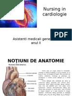 Nursing in Cardiologie