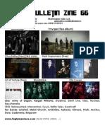 Metal Bulletin Zine 66