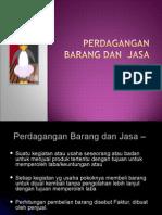 3 Harga Pokok Barang Dan Jasa 2014