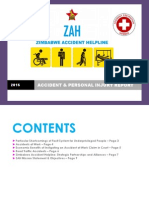 ZAH Accident and Personal Injury Report 2015