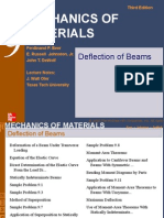 9 Beam Deflection-Mechanics of Materials