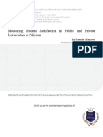 2 Measuring Student Satisfaction in Publ