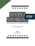 Secret Speakers