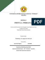 COVER Referat Fistula Perianal