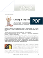 Cooking in the ForexPA-2015