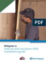 Installation Guide DriLyner TL