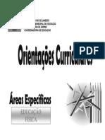 Orientaçoes Curriculares Educaçao Fisica