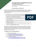 No Food in Labs Factsheet (1)