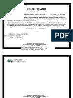 NR_10 - Certificado E-ou Diploma (EXEMPLO)