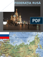 FEDERAŢIA RUSĂ