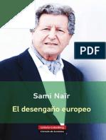 Sami Nair - Desengaño Europeo