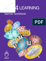 Time 4 Learning - Numeracy Workbook