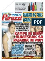 Pinoy Parazzi Vol 9 Issue 2 - December 7 - 8, 2015