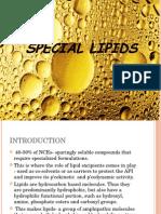 Special Lipids (1)
