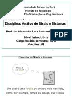00 - Sinais e Sistemas - Apresentação e revisão matemática