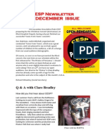 CESP Newsletter DEC 2015