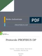 Redes Industriais - Profibus DP