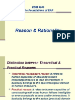 2013 Topic3 Reason&Rationality