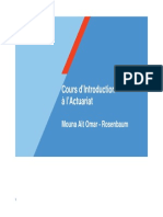 Intro Actuariat - Cours1