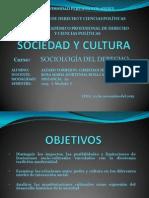 SOCIEDAD Y CULTURA DE LA HUMANIDAD