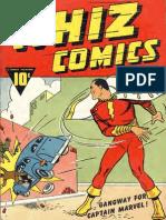 Whiz Comics 2 (1940)