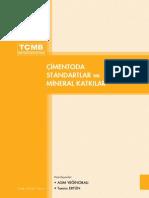 TS en 197-1 Cimentoda Standartlar Ve Mineral Katkilar