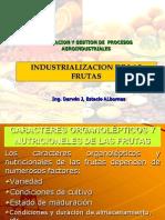 Fruta y Su Industrialización