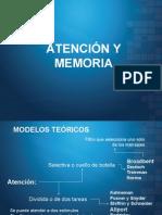 Atencion y Memoria Modelos Teoricos