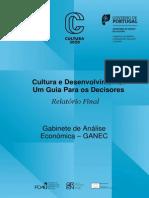 Estado Cultura e Desenvolvcimento Economico