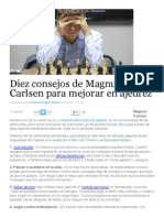 Diez Consejos de Magnus Carlsen Para Mejorar en Ajedrez _ Jugar Con Cabeza