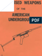 Improvised Weapons of the American Underground