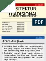 Arsitektur Tradisional (Jawa)_Kelompok 2B