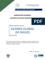Guia Examen Ingles 2015