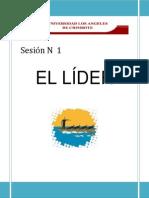 El Líder (Sesión 2)
