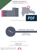 Panorama Geografico Republica Dominicana