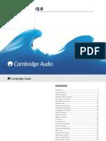 Azur 540A v2 User Manual - English