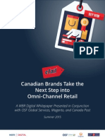 Canadian Brands Omni Channel Retail White Paper
