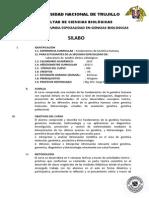 Silabo Fundamentos de Genetica Humana (Recuperado).pdf